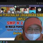 MPLS SMPN 2 Blora Hari Kedua