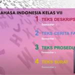 BAHASA INDONESIA Kelas VII